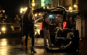 Rosewood - Crime Scene